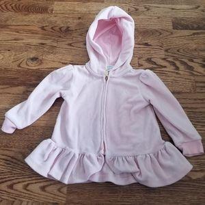 Ralph Lauren Velvet Hoodie 12 Months